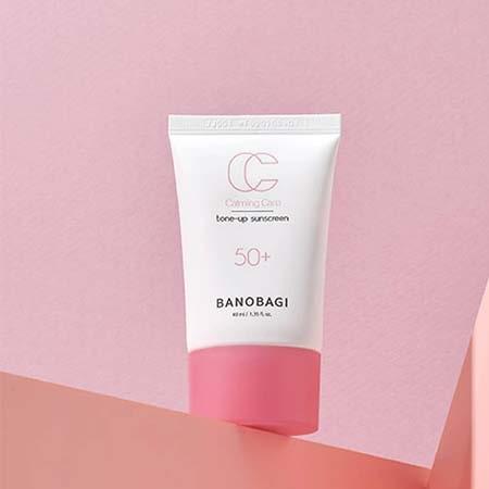 Thành phần chính kem chống nắng BanobagiTone up Suncreen