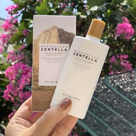 kem chống nắng Centella skin 1004