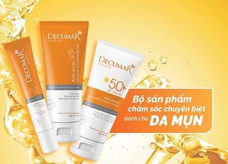 Đôi nét về thương hiệu Decumar