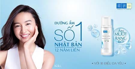 Hada Labo Advanced Nourish là dòng kem dưỡng ẩm chuyên sâu