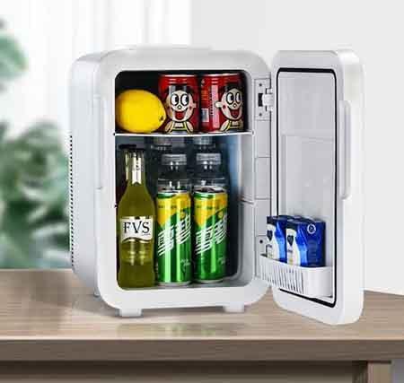Tủ lạnh mini AMOI 20 Lít- 2 cánh